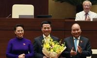 Nguyên Manh Hung nommé ministre de l'Information et de la Communication