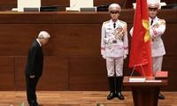 Election de Nguyên Phu Trong : messages de félicitation
