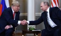 Donald Trump souhaite rencontrer Vladimir Poutine à Paris le 11 novembre