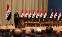 Irak : le nouveau Premier ministre Adel Abdel Mahdi prête serment