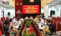 Spectacle en l'honneur du 50e anniversaire de la victoire de Truông Bôn