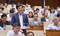 Assemblée nationale : dernière séance questions-réponses