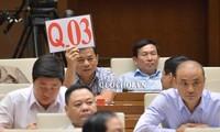 Assemblée nationale: des séances questions-réponses de plus en plus ouvertes