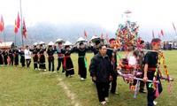 Fête culturelle des ethnies du Nord-Est
