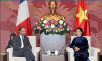 Entrevue Nguyên Thi Kim Ngân – Édouard Philippe