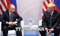 Pas de rencontre bilatérale prévue avec Vladimir Poutine à Paris, annonce Donald Trump