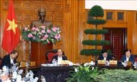Les projets de BOT au centre d'une réunion du gouvernement