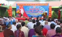 La fête de la grande union nationale dans plusieurs localités