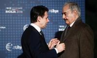 La conférence sur la Libye fragilisée dès son ouverture