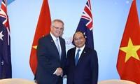 ASEAN 33: Nguyên Xuân Phuc multiplie ses rencontres bilatérales
