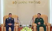 Le commandant de l'armée de l'air thaïlandaise au Vietnam