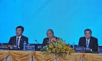 Nguyên Xuân Phuc au forum sur l'entrepreneuriat et la créativité