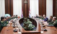 Vietnam-Russie: 4e dialogue stratégique de défense
