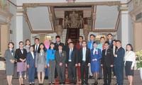 Renforcement des liens entre les jeunes de l'Asie du Sud-Est et du Japon
