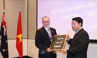 Premier dialogue de sécurité Vietnam-Australie