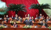 Ouverture du 7e congrès de l'Association des agriculteurs vietnamiens