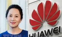 Au Canada, la numéro 2 de Huawei Meng Wanzhou libérée sous caution