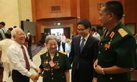 Vu Duc Dam rencontre des mères vietnamiennes héroïques
