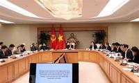 Conseil national du développement durable et de l'amélioration de la compétitivité se réunit