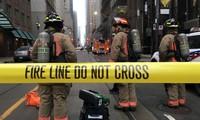 Alertes à la bombe au Canada et aux États-Unis