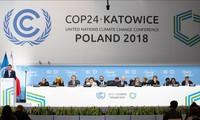 COP 24: A Katowice, enfin, une déclaration commune