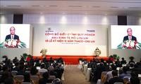 Le Premier ministre à une cérémonie pour l'élargissement de la zone économique de Chu Lai