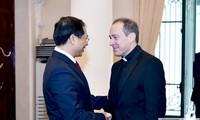 7e réunion du groupe de travail mixte Vietnam-Vatican