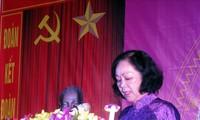 La 5e réunion de l'Union des femmes vietnamiennes
