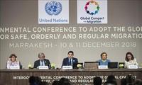 L'Assemblée générale de l'ONU vote le pacte mondial pour des migrations sûres