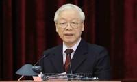 Clôture du 9e plénum du comité central du Parti communiste vietnamien