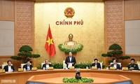 Réunion gouvernementale: le Vietnam affiche une croissance de 7,08% en 2018