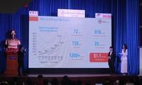 Cinq projets en finale du concours national des startups