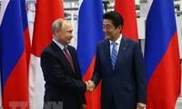 Litiges territoriaux Japon-Russie: Shinzo Abe explique sa position