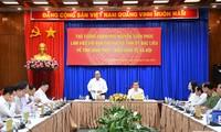 Le Premier ministre travaille avec les autorités de Bac Liêu