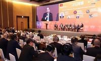 Le Premier ministre assiste au Forum économique du Vietnam 2019