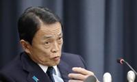 Pour Tokyo, le G20 doit réaffirmer son refus du protectionnisme