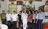 Têt: Nguyên Thi Kim Ngân en déplacement à Cân Tho