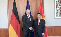 Vietnam-Allemagne : élargissement de la coopération économique