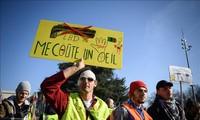 Suisse: Les «gilets jaunes» prennent la place des Nations