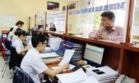 Intensifier la réforme administrative en 2019