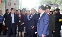 Le Premier ministre inspecte les préparatifs du deuxième sommet États-Unis-RPDC