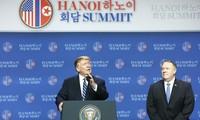Trump : la dénucléarisation de la péninsule coréenne a besoin de temps