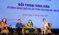 Forum sur l'égalité des sexes et la sécurité des femmes et des enfants