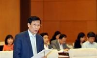 Le projet de loi sur les bibliothèques en débat à l'Assemblée nationale