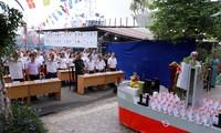 Danang : hommage aux soldats sacrifiés dans la bataille de Gac Ma