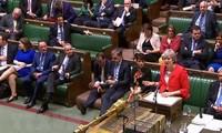 Brexit : troisième vote au Parlement britannique