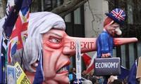 Brexit: un million de personnes dans les rues de Londres pour demander un second référendum