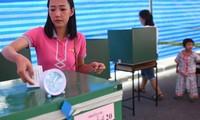 Thaïlande: Ouverture des bureaux de vote pour les premières élections depuis 2014