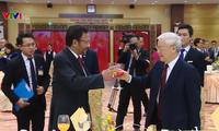 Nguyên Phu Trong salue une avancée majeure dans les relations avec Brunei
