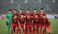 Le secrétaire général de l'AFC félicite l'équipe des moins de 23 ans du Vietnam
